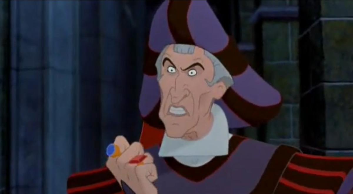 Disney's Frollo