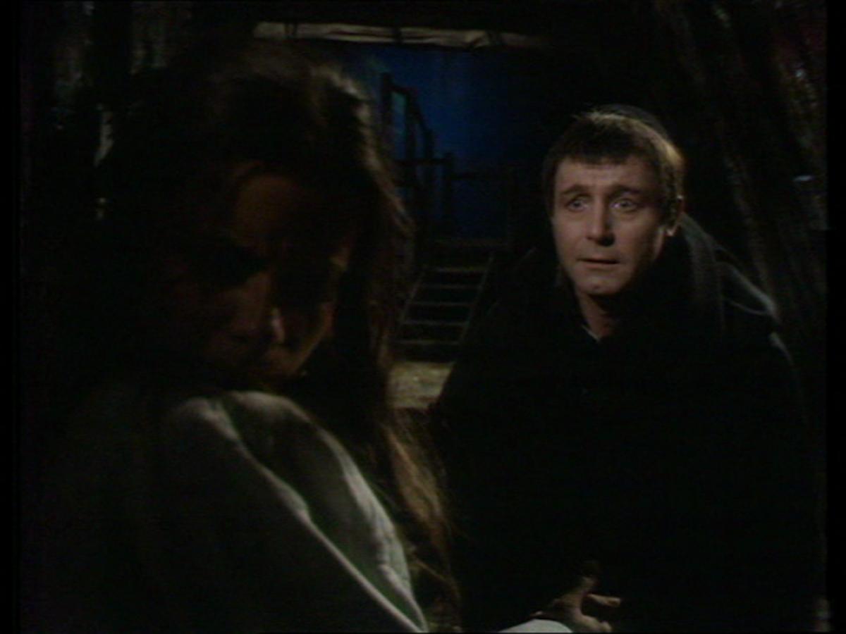 Kenneth Haigh as Frollo, 1977 Version