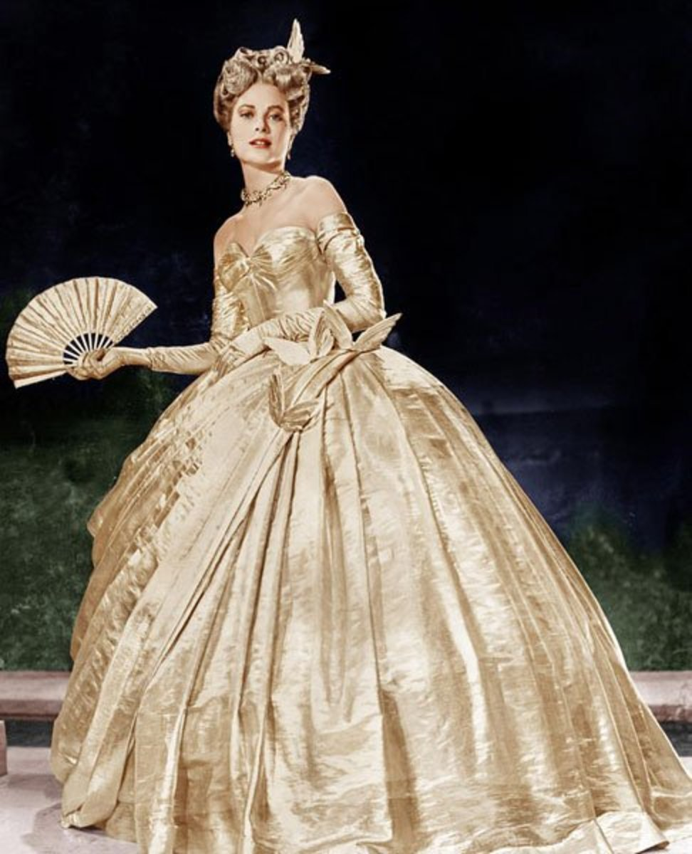 Grace Kelly as Frances Stevens, To Catch a Thief