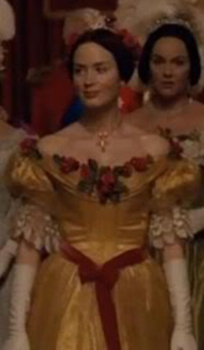 Emily Blunt as Queen Victoria, The Young Victoria
