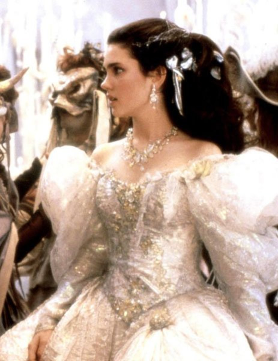 Jennifer Connely as Sarah, Labyrinth