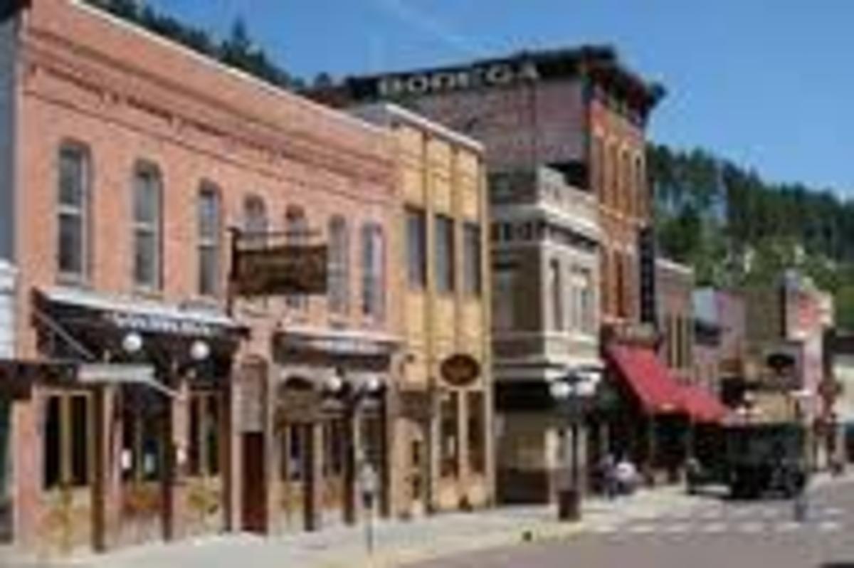 Historical Deadwood