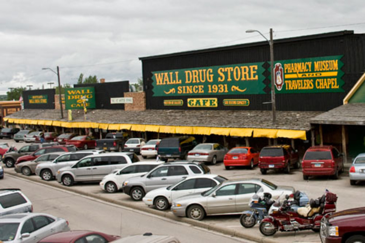 Famous Wall Drug