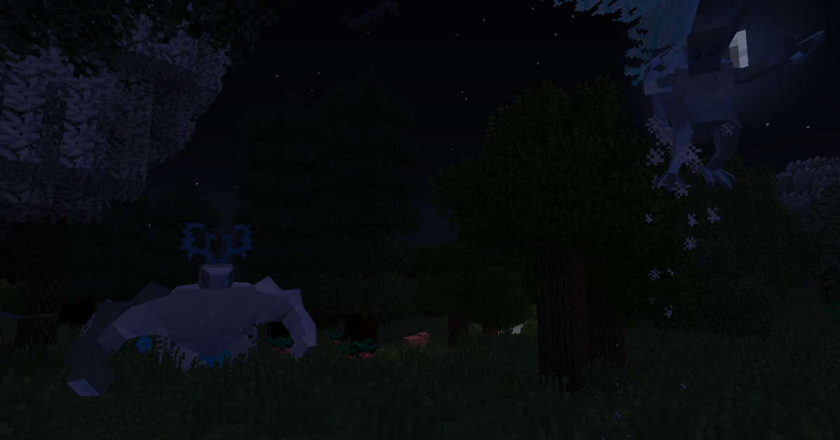 Few mods possess as much variety in monster design and abilities as Lycanite's Mobs.