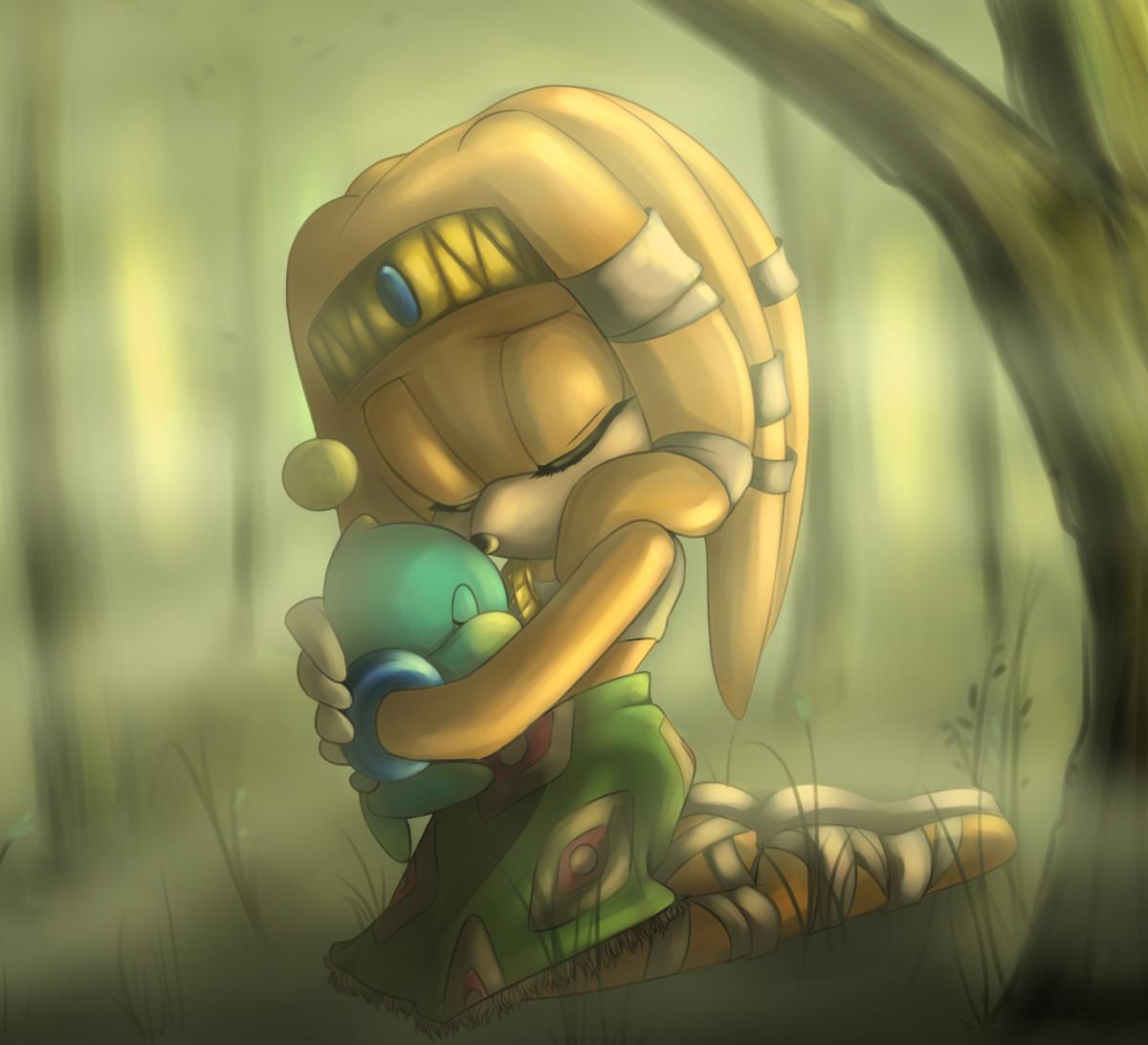 Tikal holds a Chao