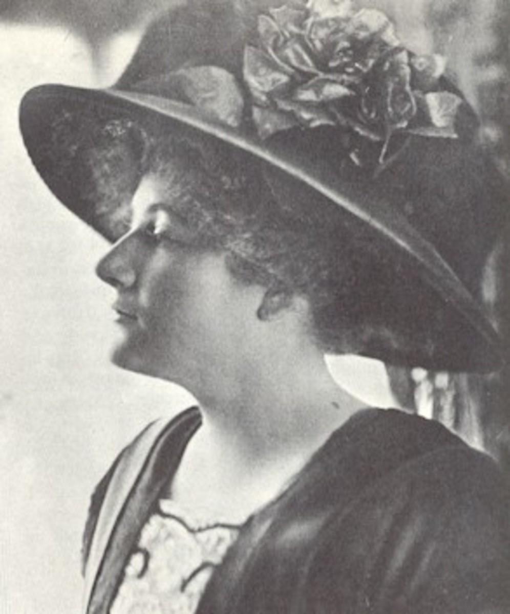 Dorothy Arnold New York Heiress