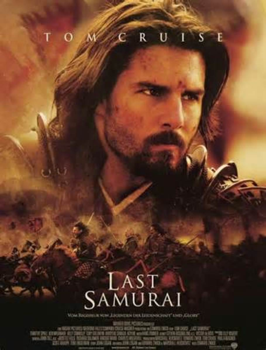 The film, the Last Samurai