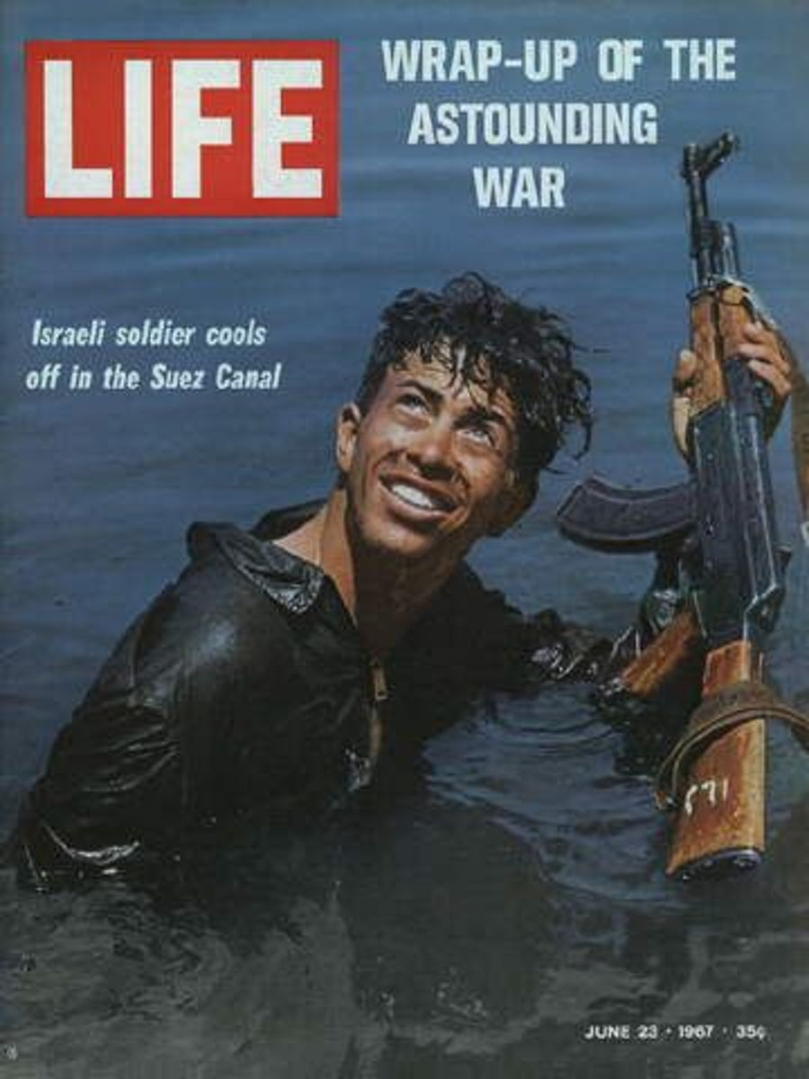 Life Magazine Cover, June 23, 1967