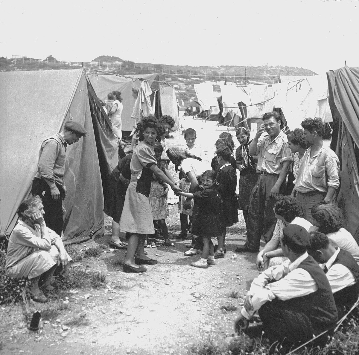 Jewish Refugees from Arab Lands in Israel, 1950