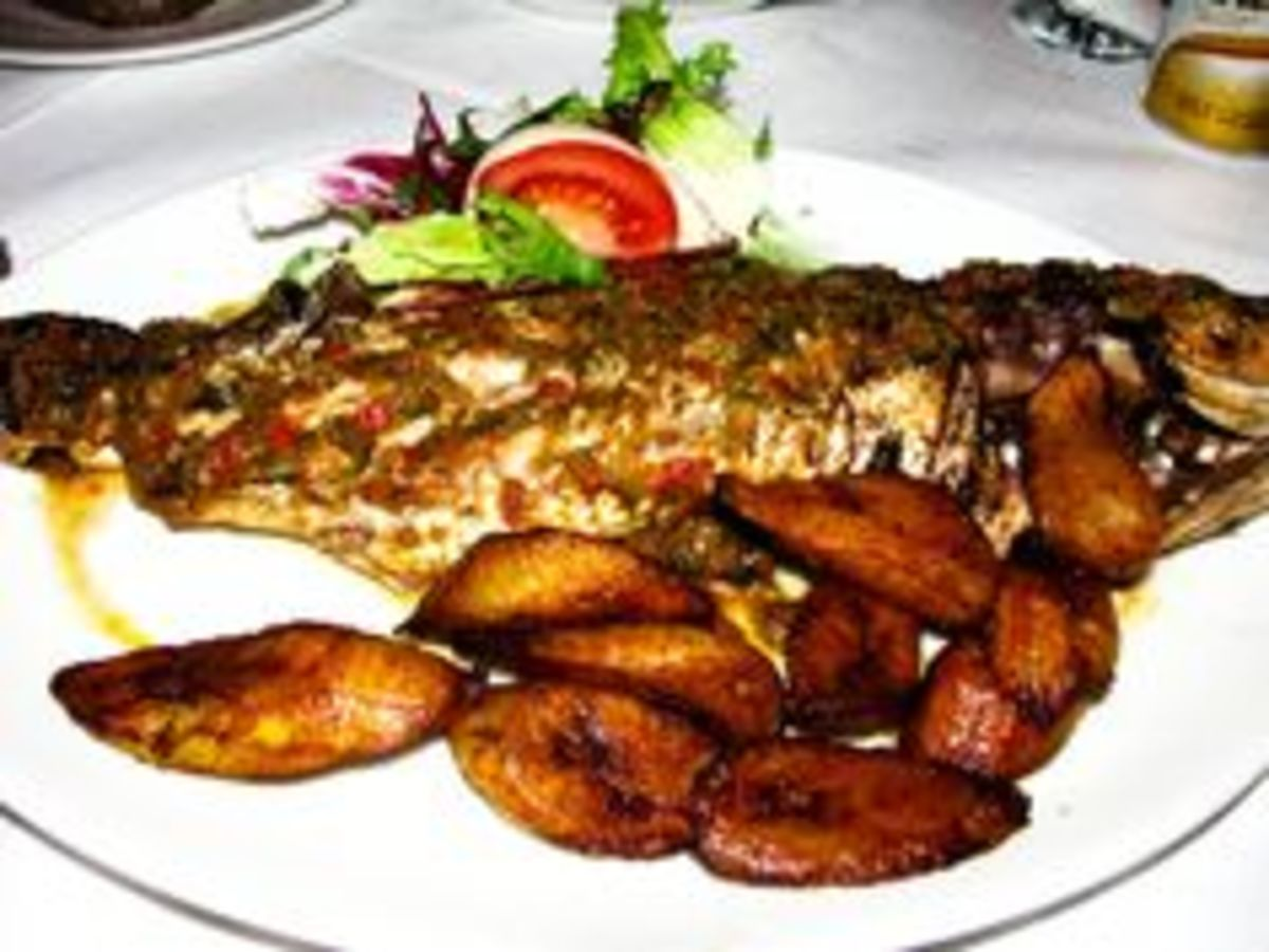 african dishes and how to prepare them