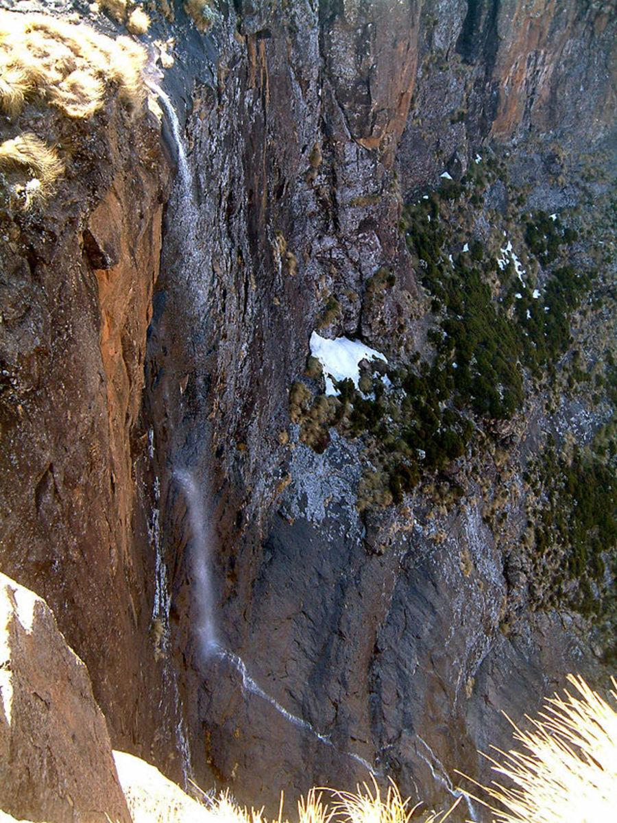 Tugela Falls KwaZulu-Natal, South Africa
