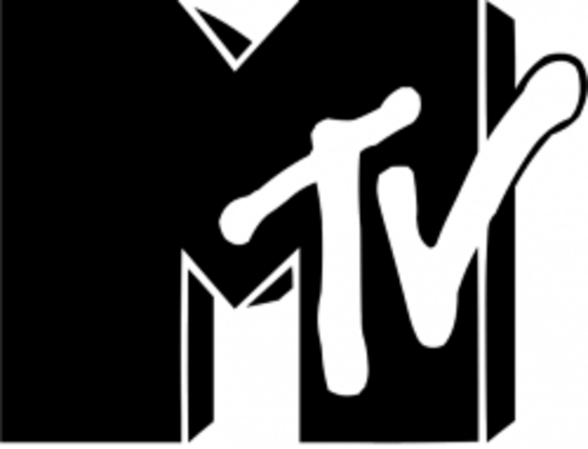 Photo of Vector MTV Logo from Wikimedia Commons.