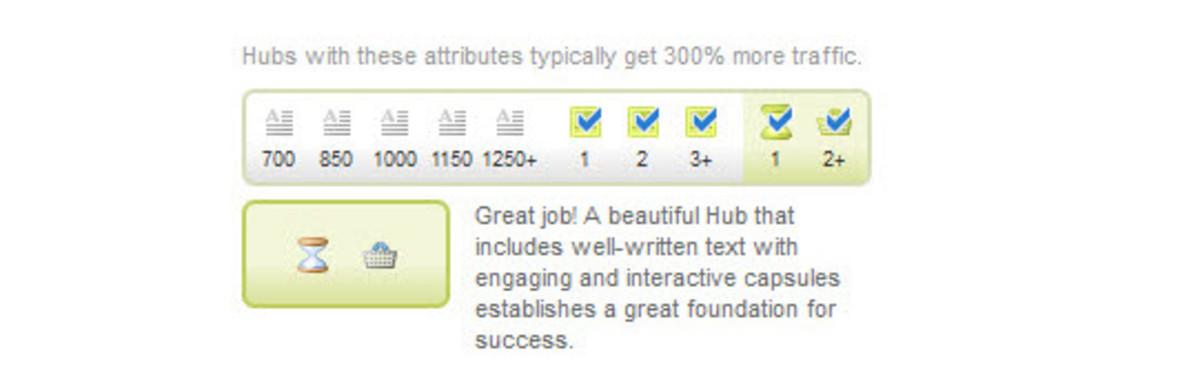 Hub Attributes Indicator