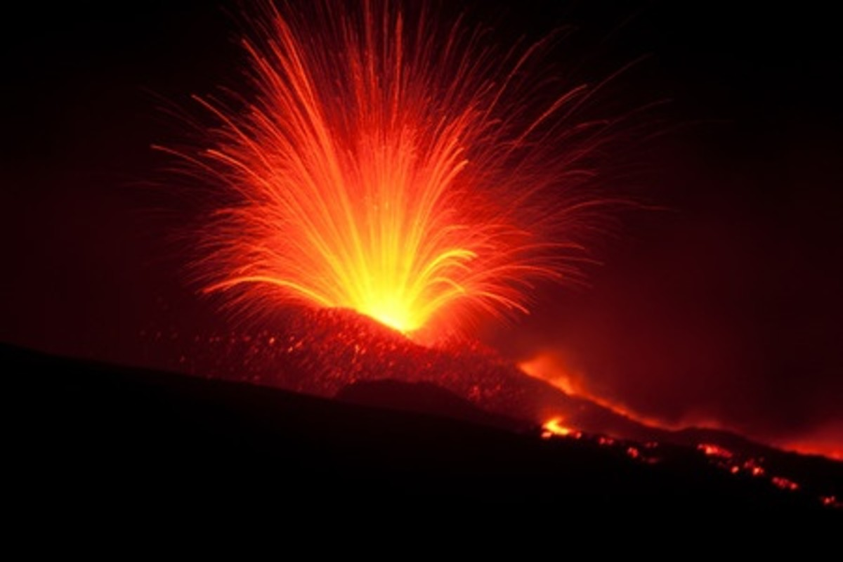 Volcanoes are a fascinating subject to learn about