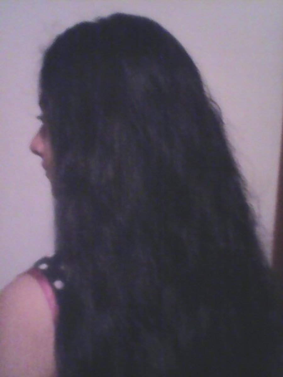 My daughter got thick and long hair with the simple home remedies.