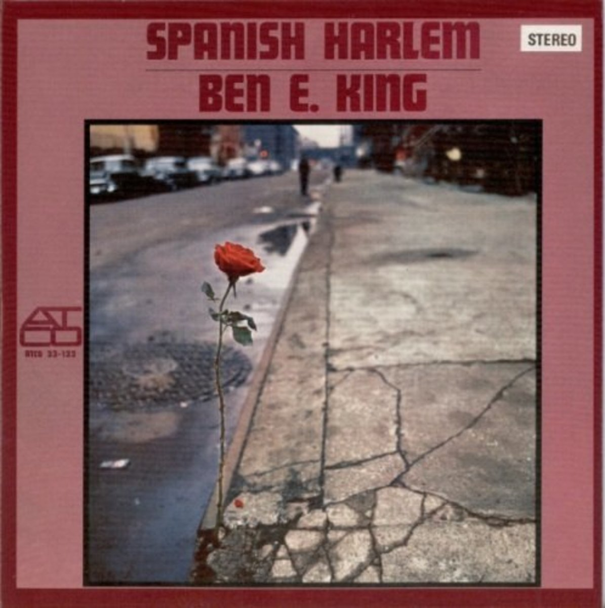 Ben E King's debut album 'Spanish Harlem' features the track 'Sway'