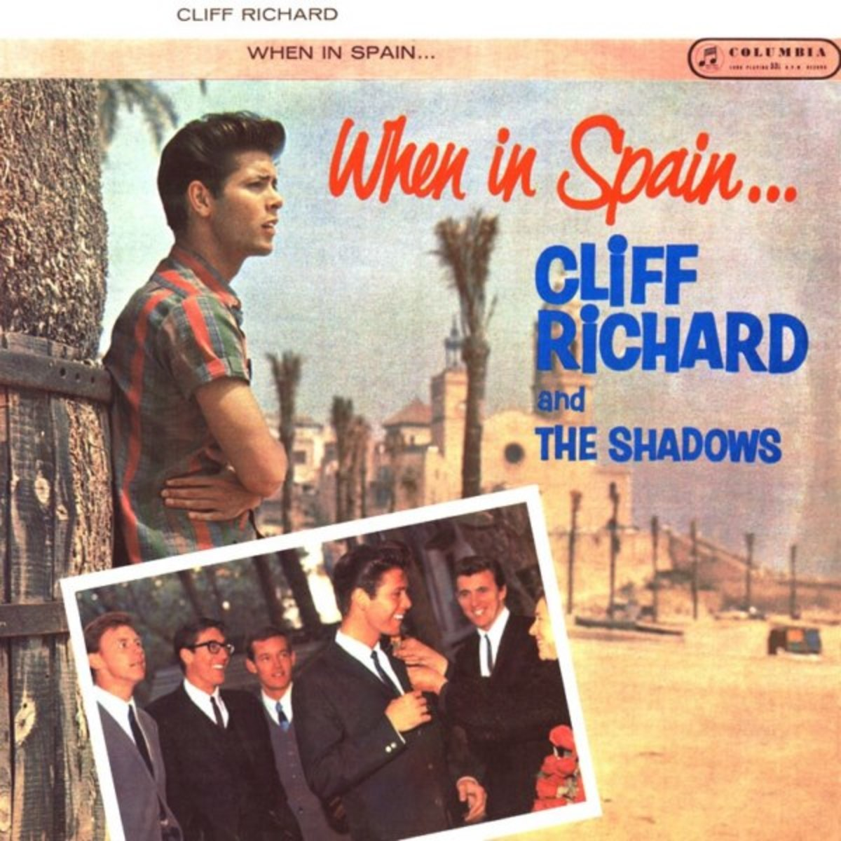 Cliff Richard's 1963 album' When in Spain'