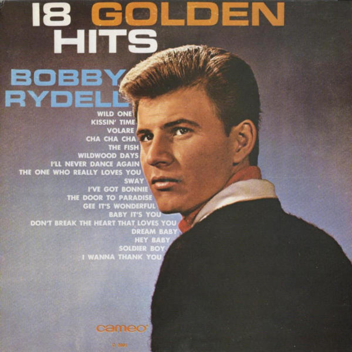 Teen idol Bobby Rydell covered 'Sway' in 1960