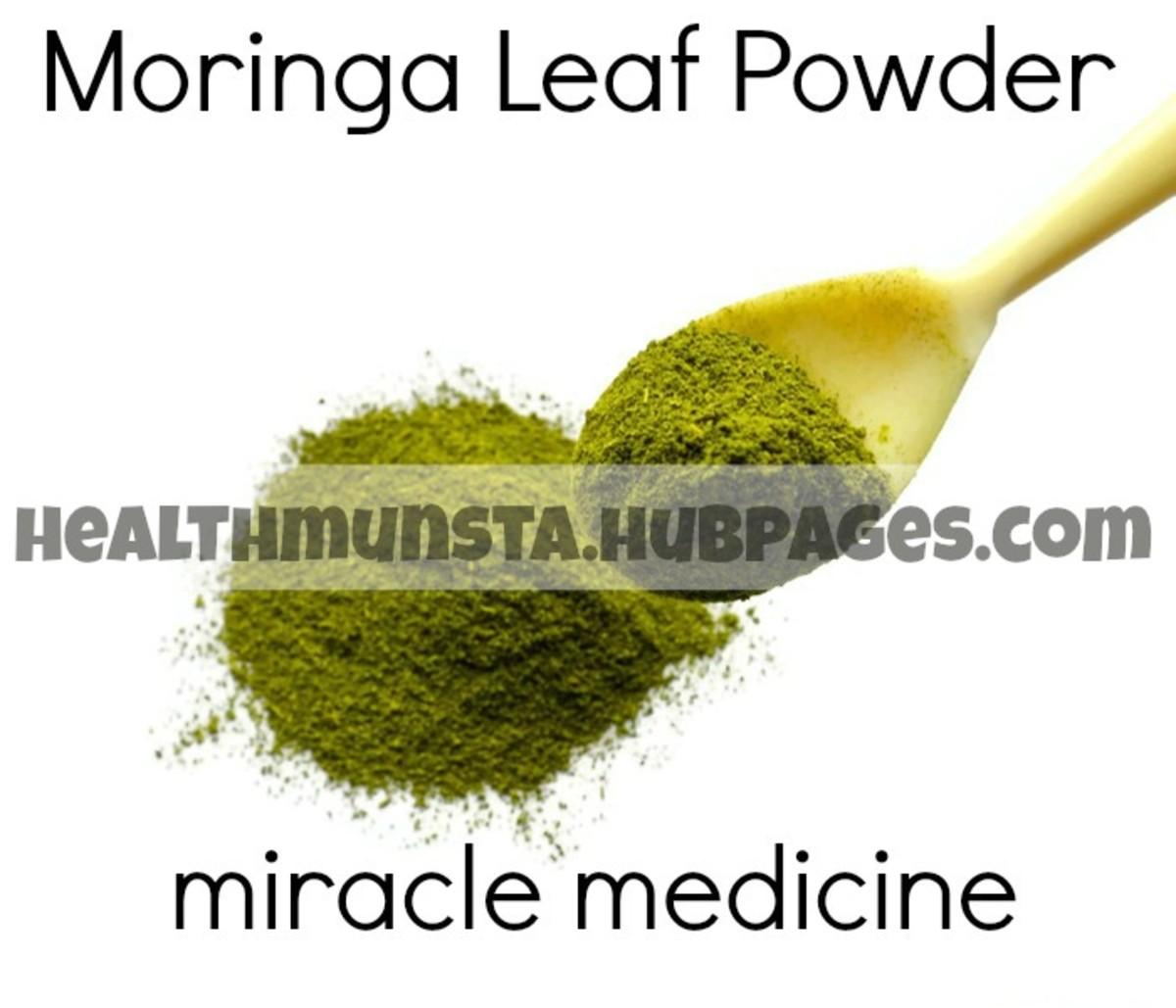 10 Miracle Moringa Leaf Powder Uses