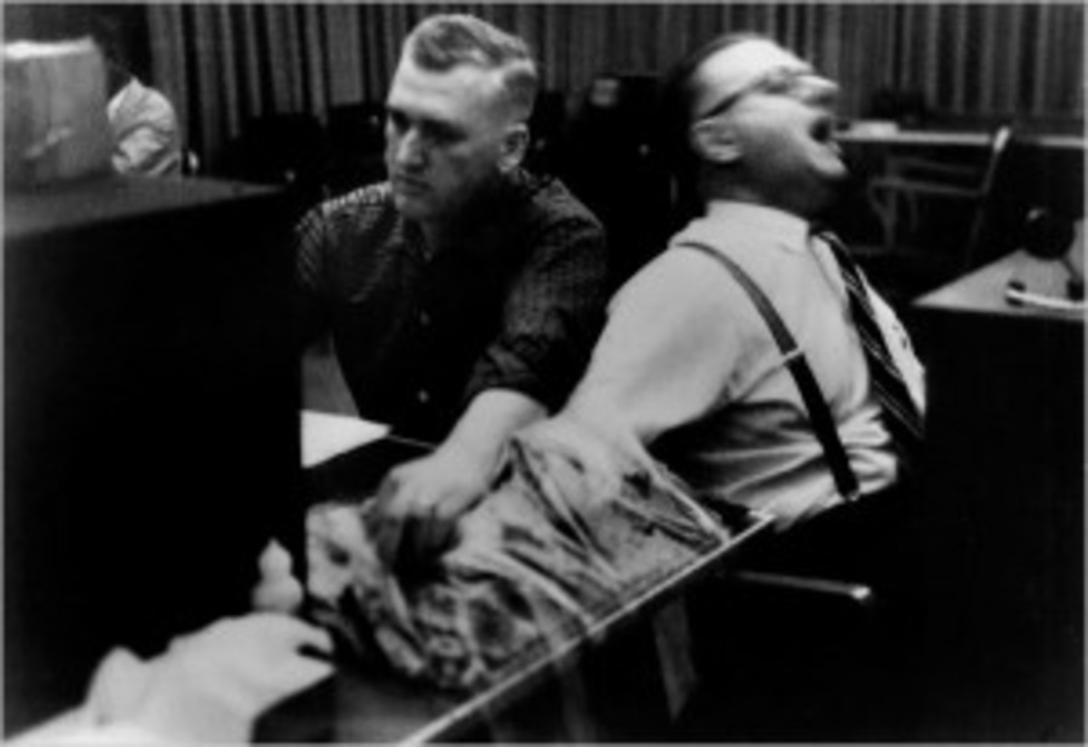 The Milgram Experiments (Shocking the actor)