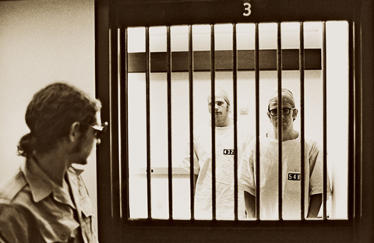 The Stanford Prisoner Experiment