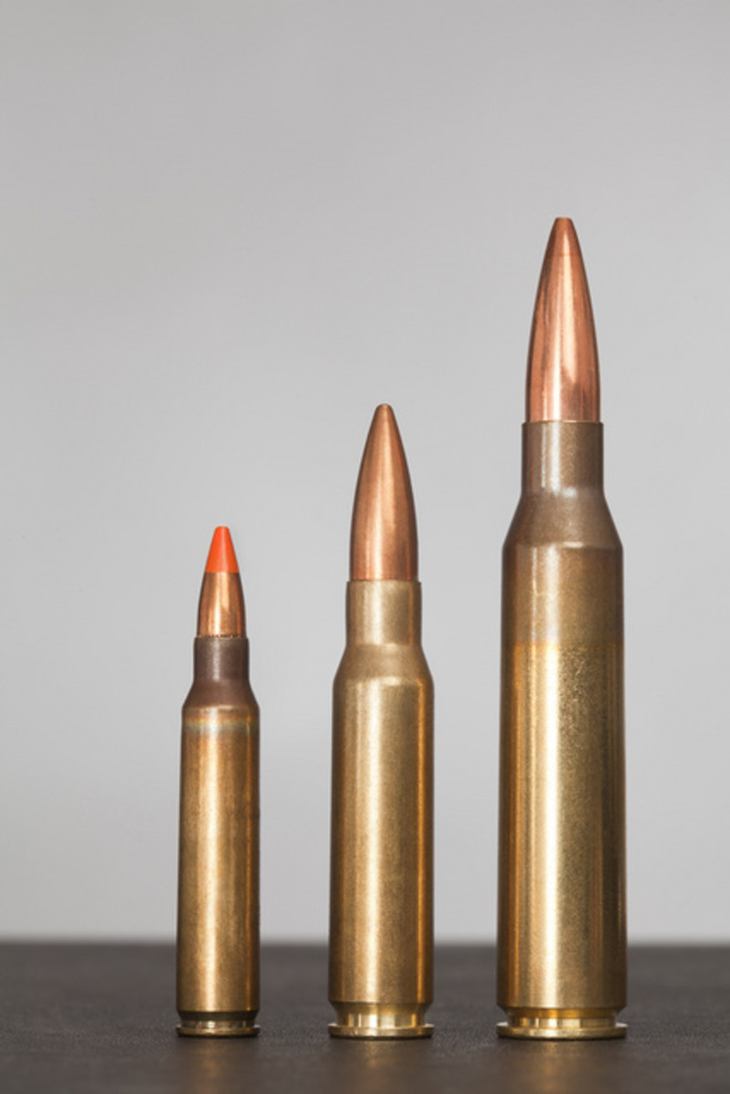 .223, .308 and .338