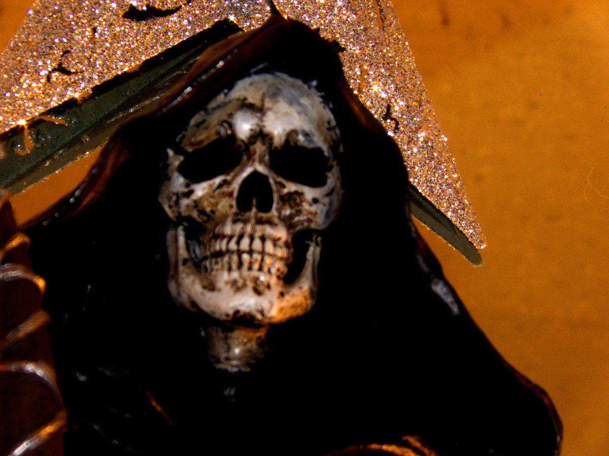 Working With La Santa Muerte Negra | HubPages