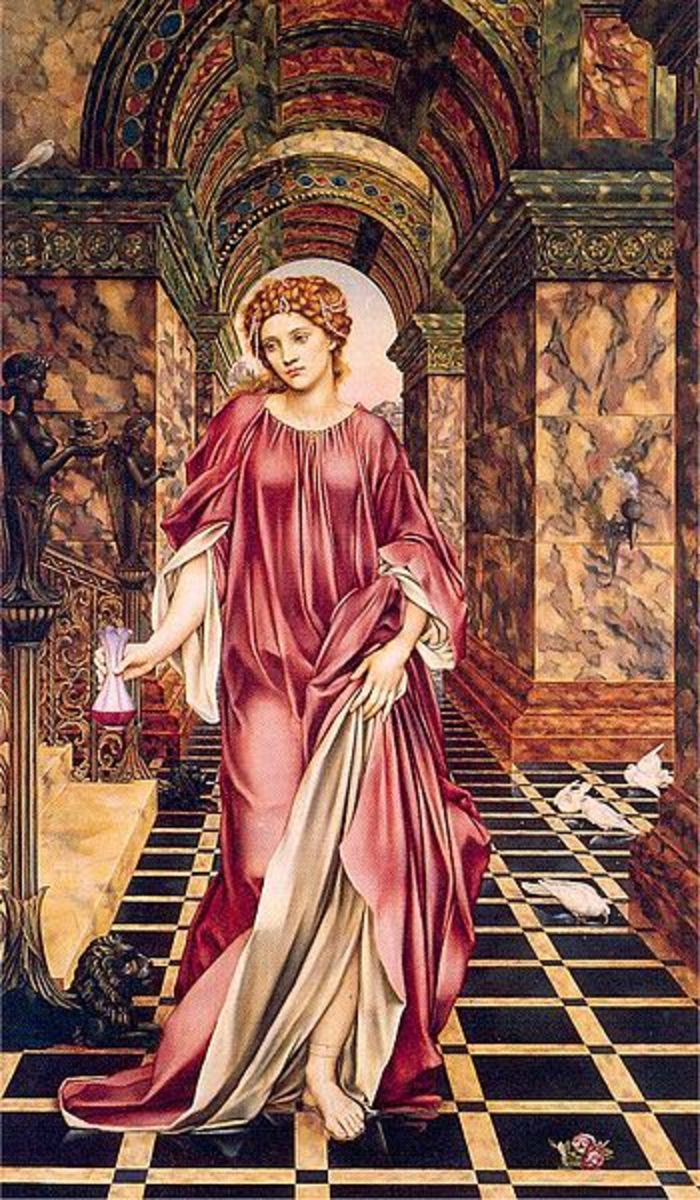 Medea - Evelyn De Morgan (1855–1919) - PD-art-100