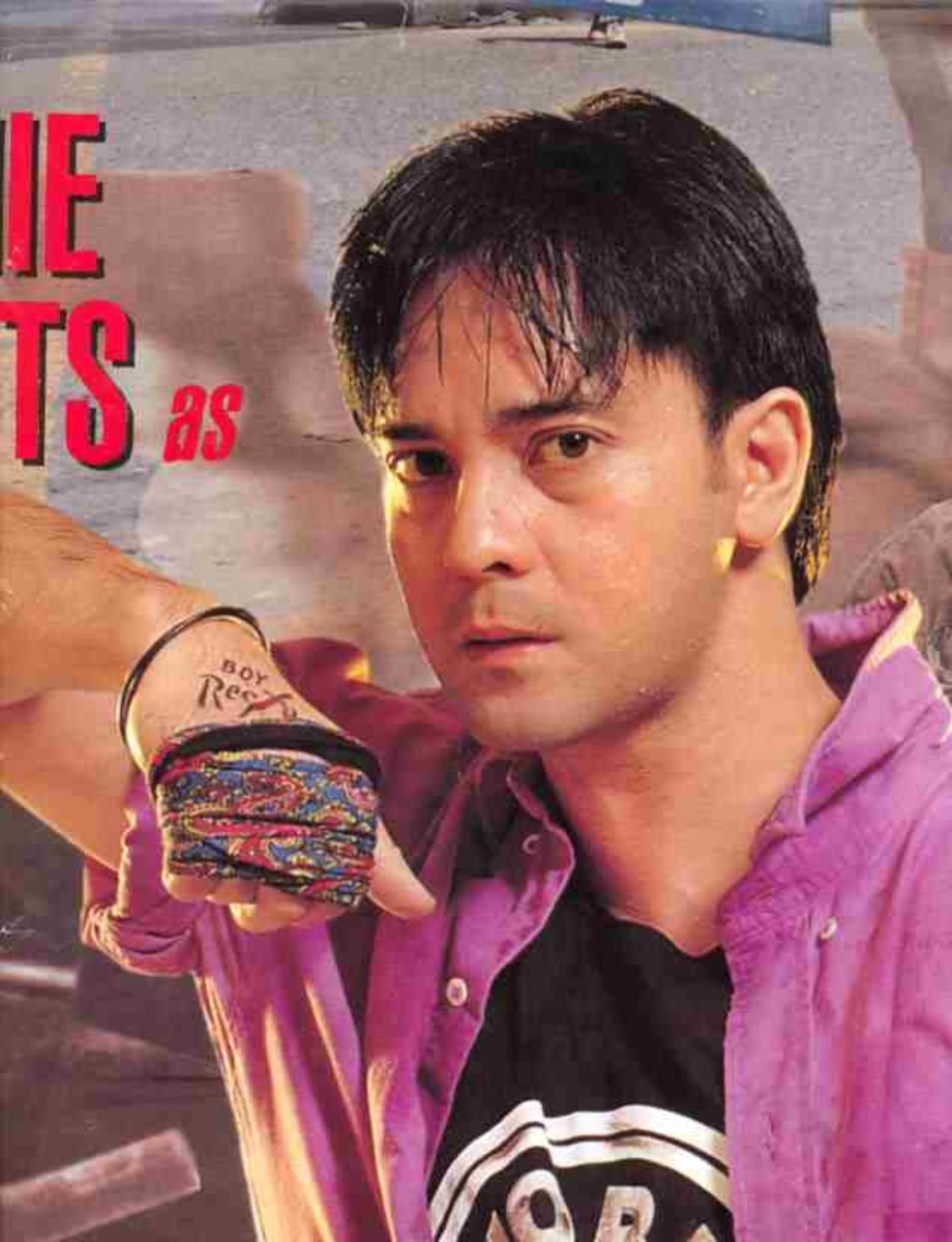 90's Most Popular Action Stars in The Philippines