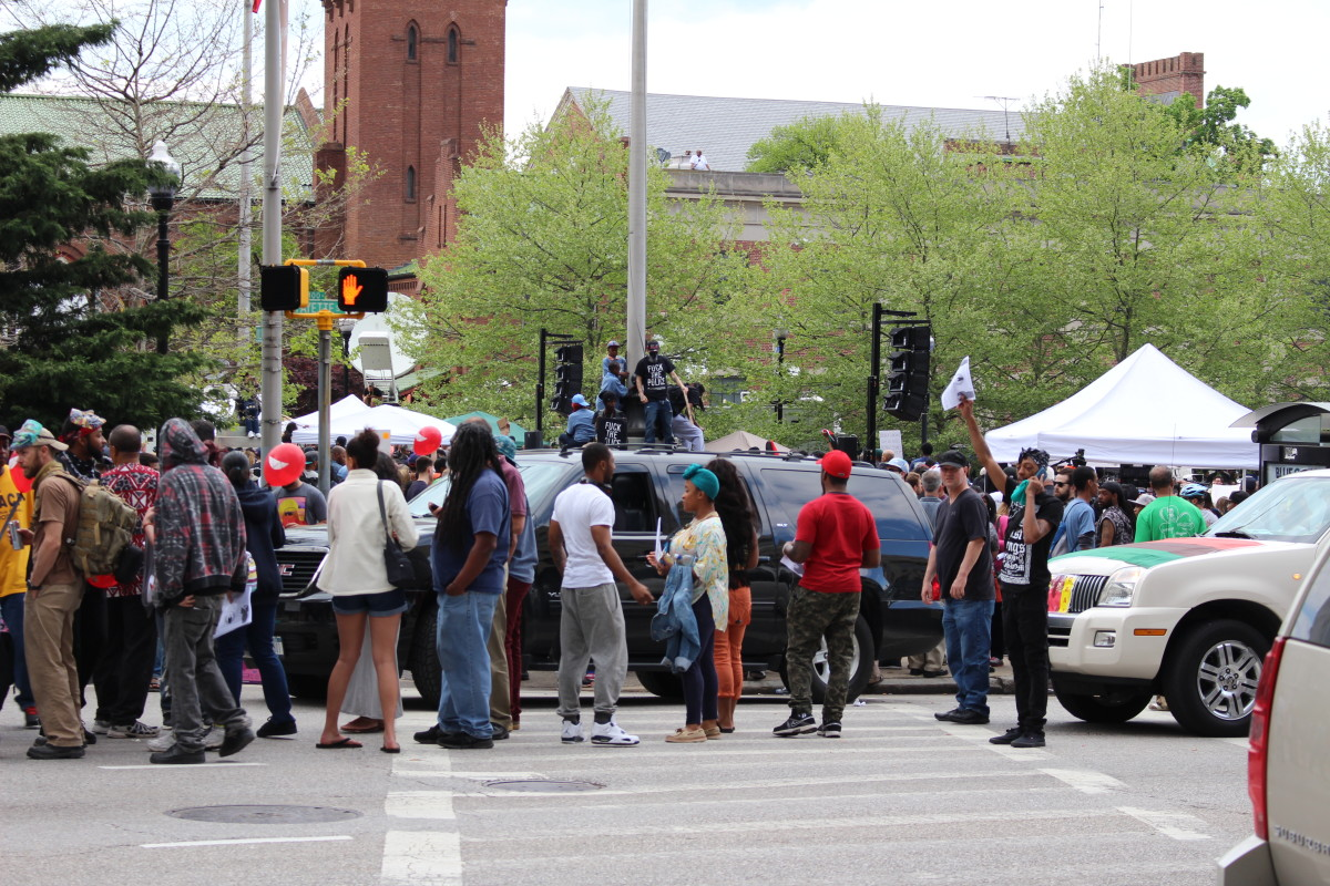 The Baltimore Uprising: A Local's Perspective