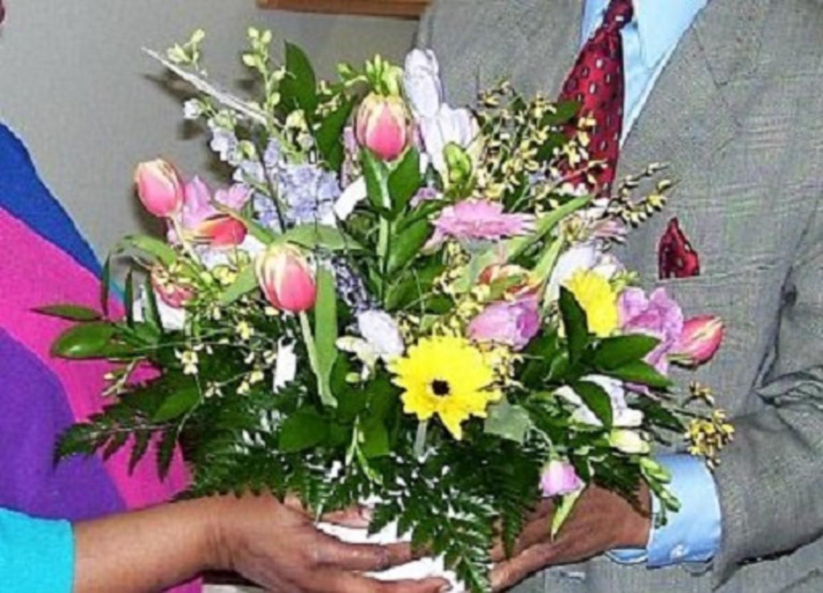 A Cheer-up Bouquet