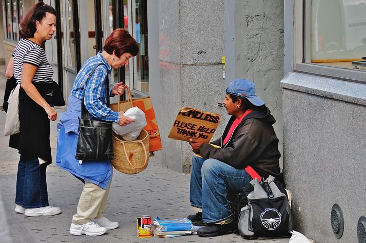 """Helping the Homeless"" by Ed Yourdon"