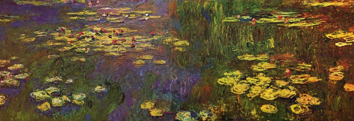 Nymphéas, 1920–26