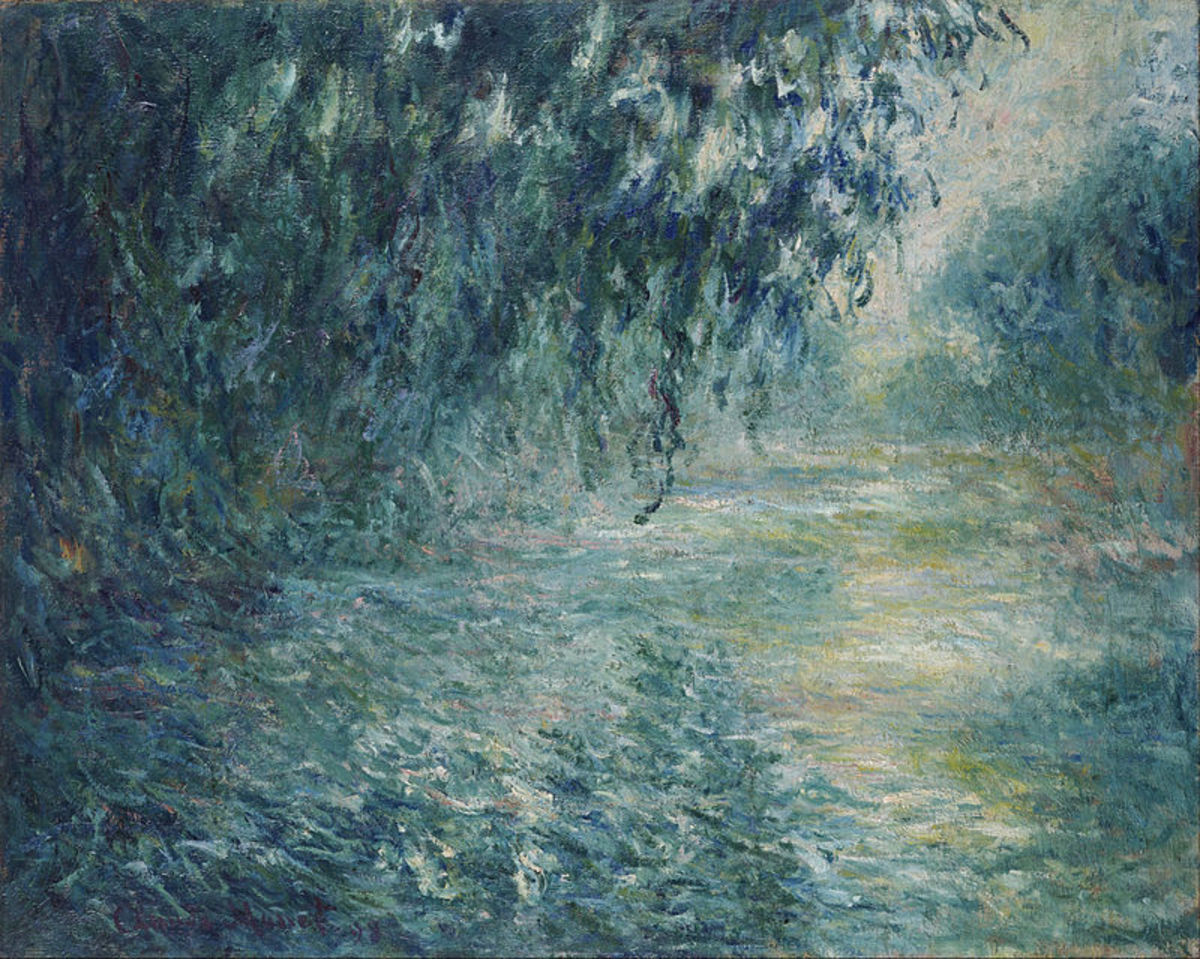 Morning on the Seine, 1898, National Museum of Western Art