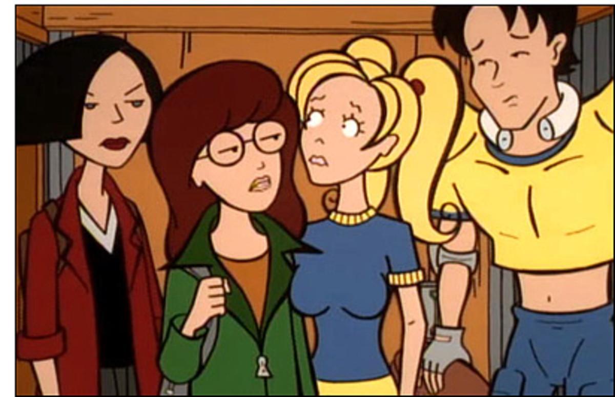 """""""Daria!"""""""