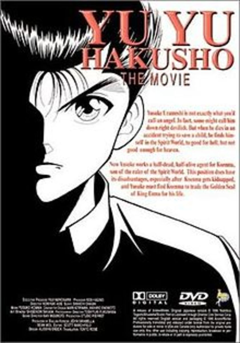 Film Reviews: YuYu Hakusho: The Movie and Poltergeist Report