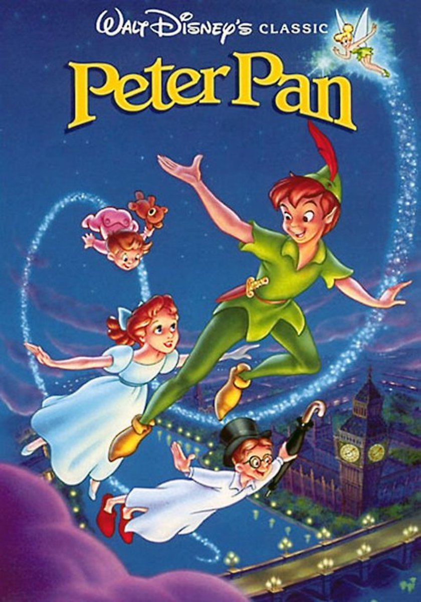 Should I Watch..? Peter Pan (1953)