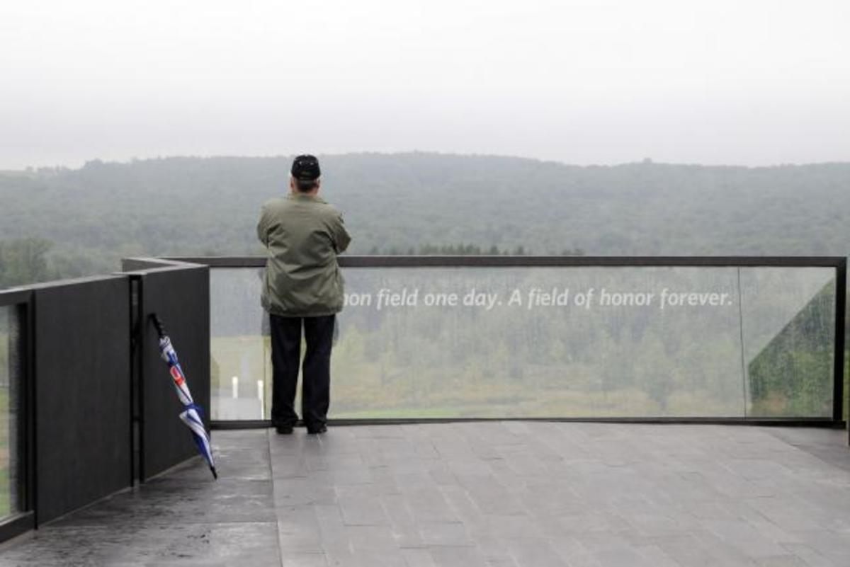 Overlook At Flight 93 Memorial