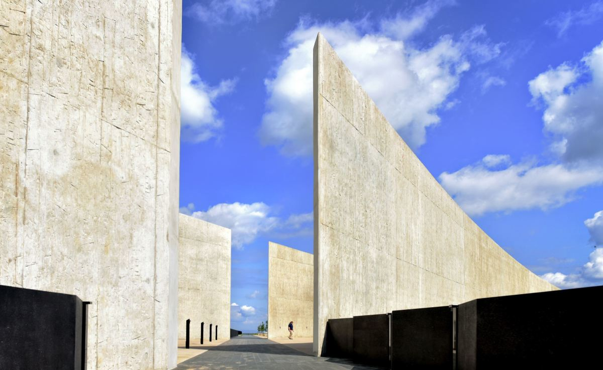 Memorial Plaza At Flight 93 Memorial