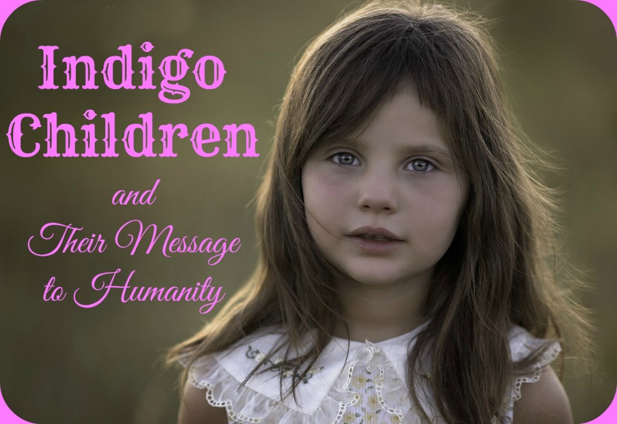 Indigo children's message is of grave importance