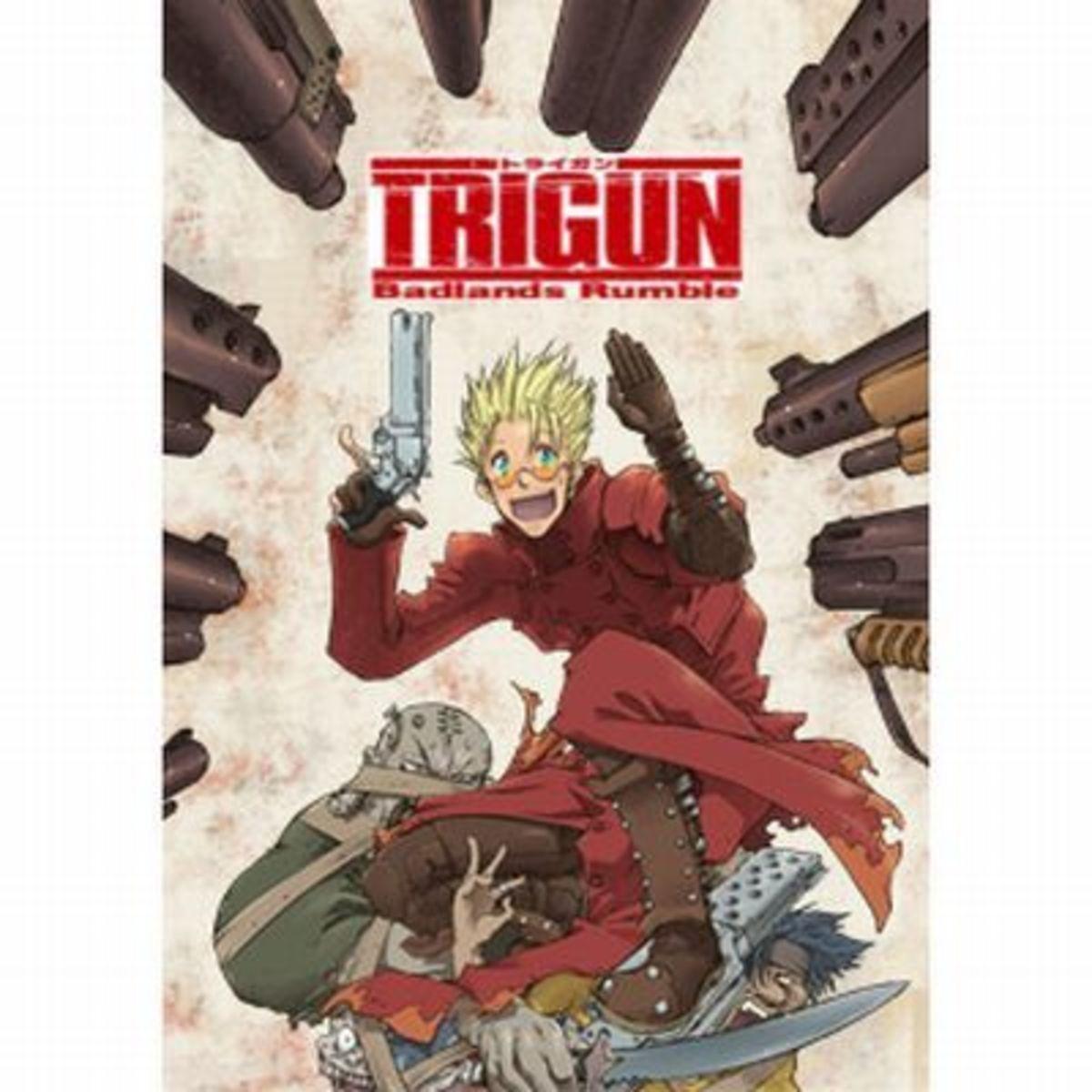 Film Review: Trigun: Badlands Rumble
