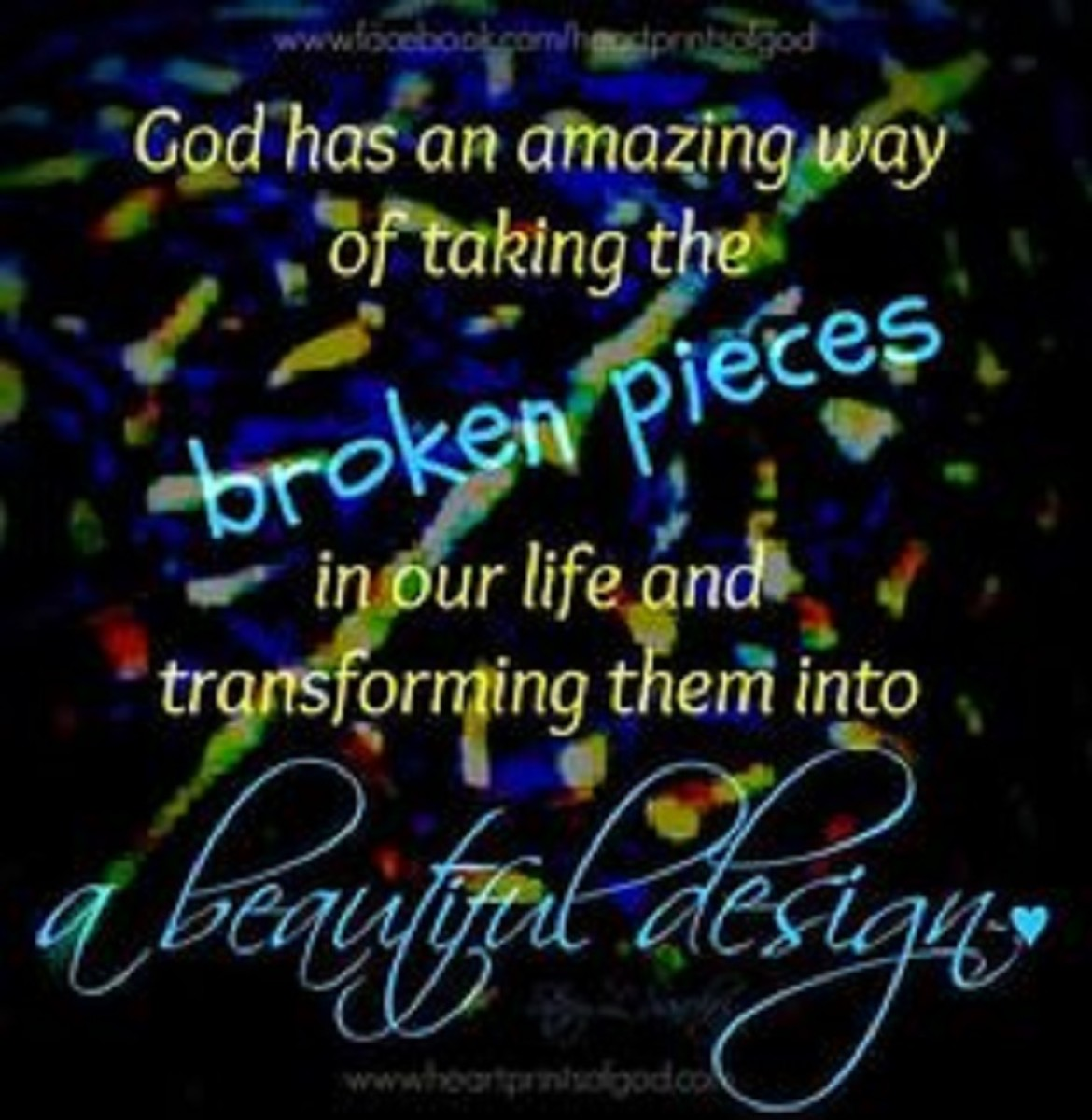 httppammorrishubpagescomhubbroken-things-can-become-blessed-things-if-we-let-god-do-the-mending