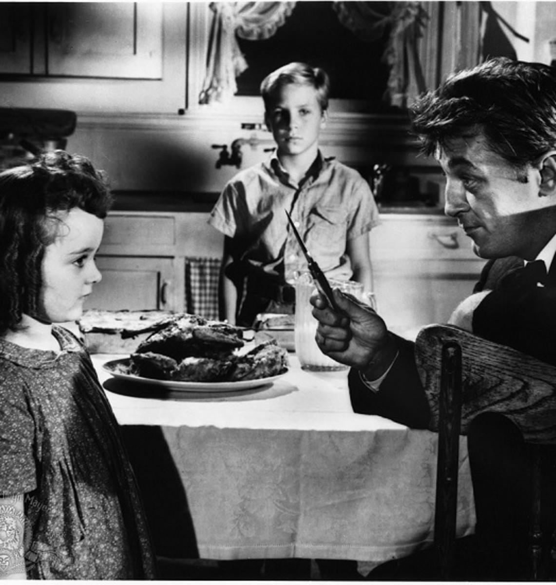 Night of the hunter(1955)