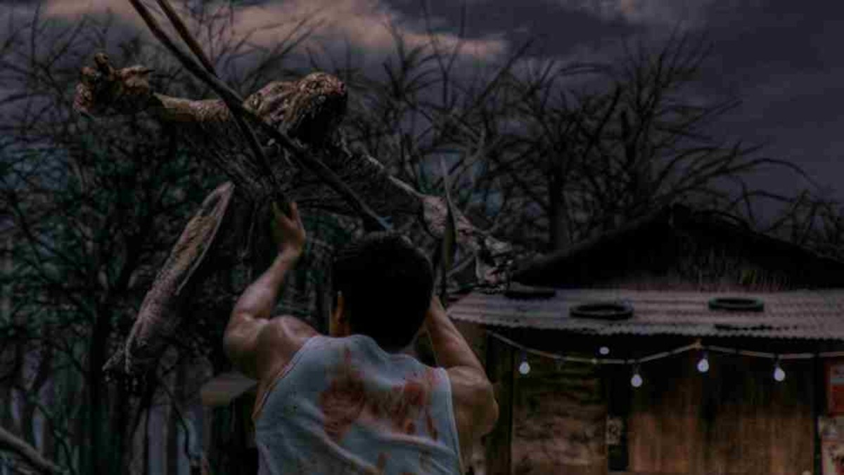 "Photo taken from the movie ""The Aswang Chronicles"""