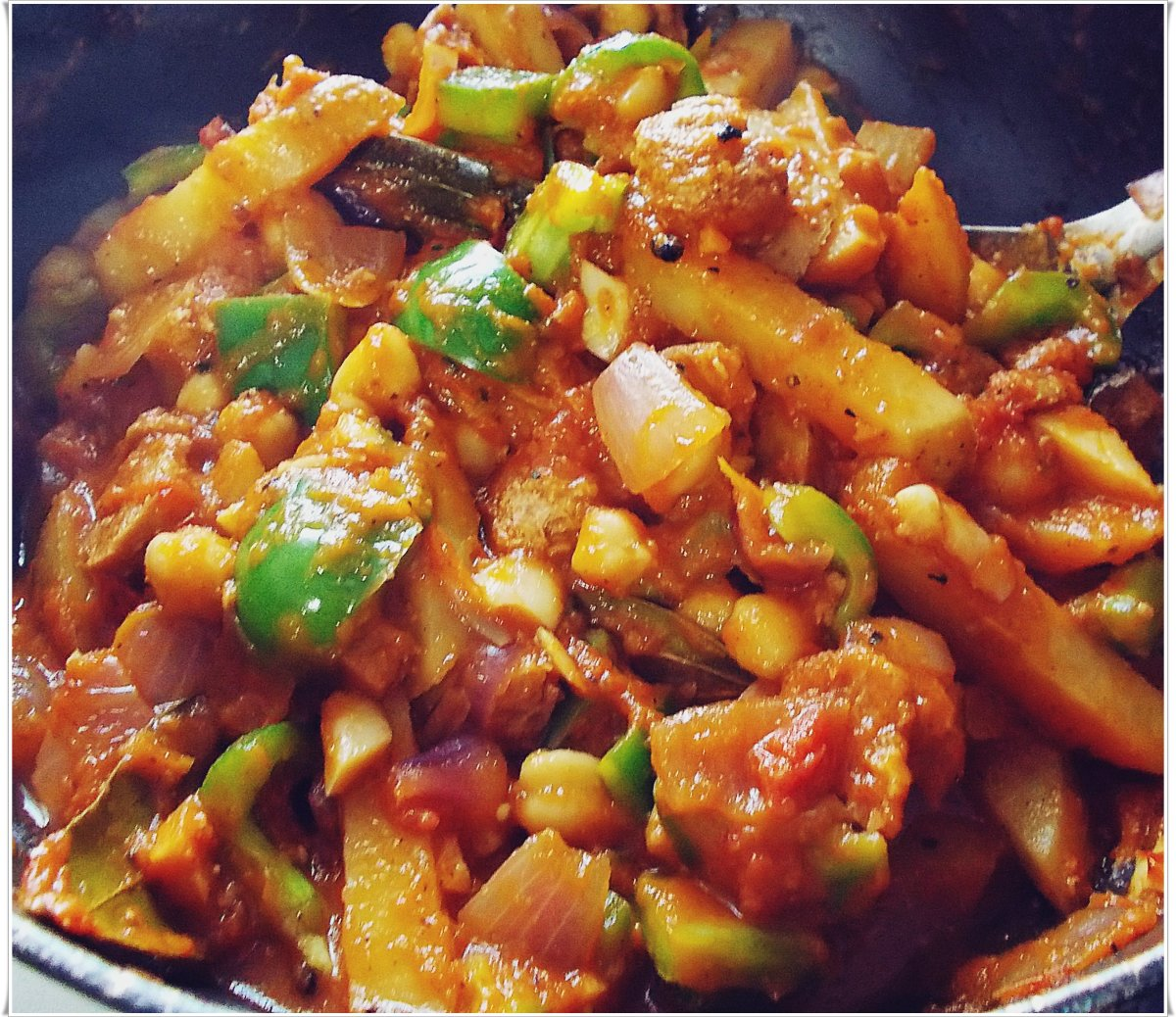 Vegan Afritada: A Tomato-Based Recipe