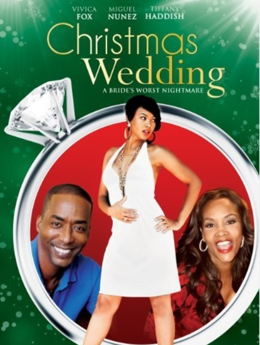 African American holiday movie: The Christmas Wedding