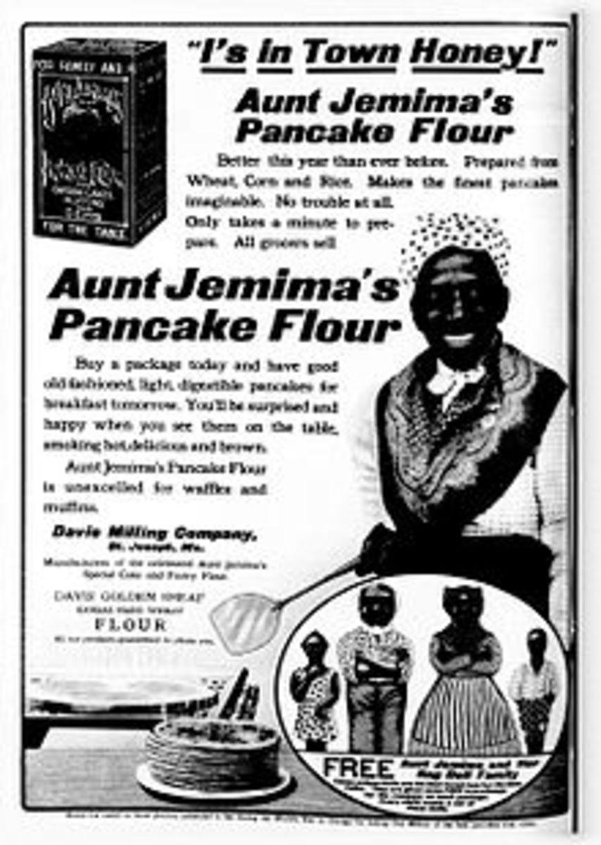 Aunt Jemima ad 1909