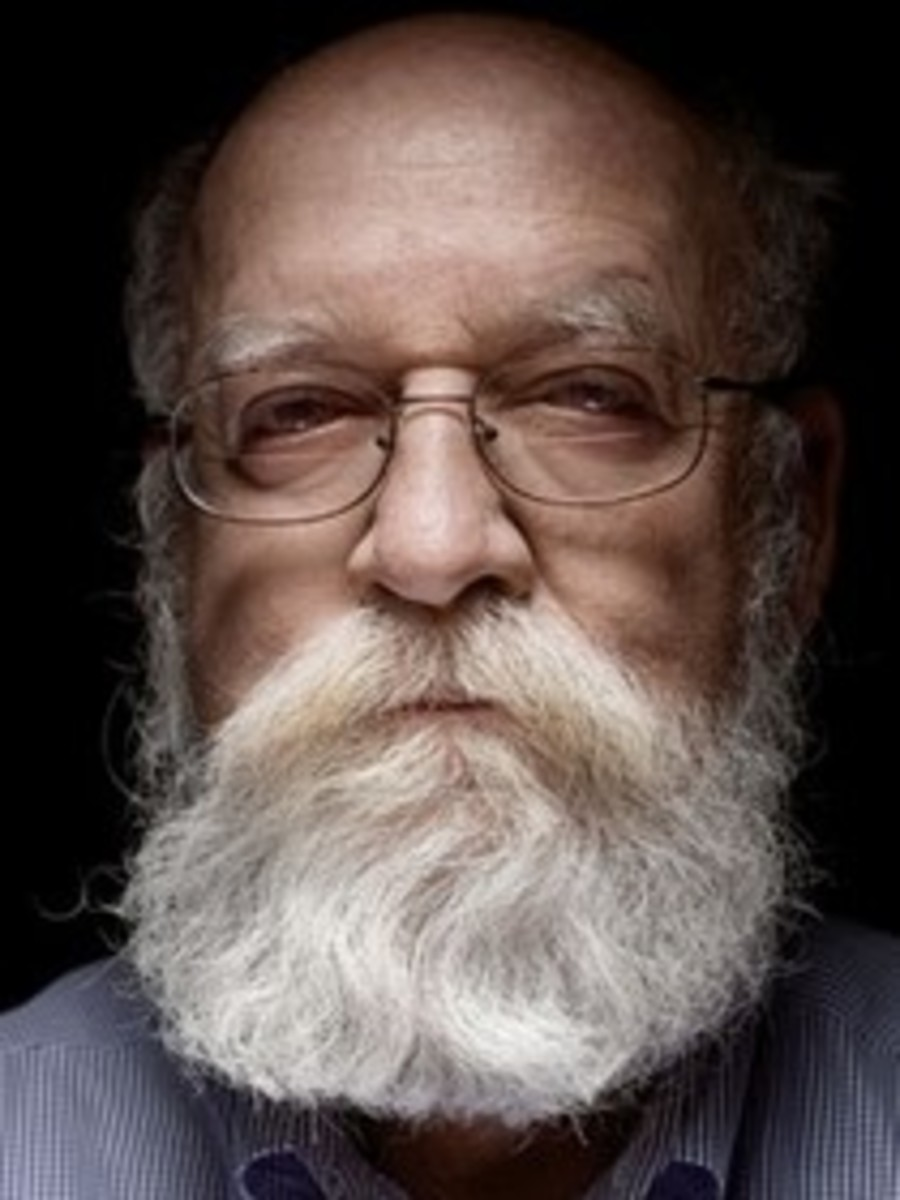 an examination of daniel dennets true believers Daniel dennett's counter-counter intentional stance yields an objective real pattern in the world intentional stance is produced by another real pattern in the brain nozick's superintelligence would miss this reality.