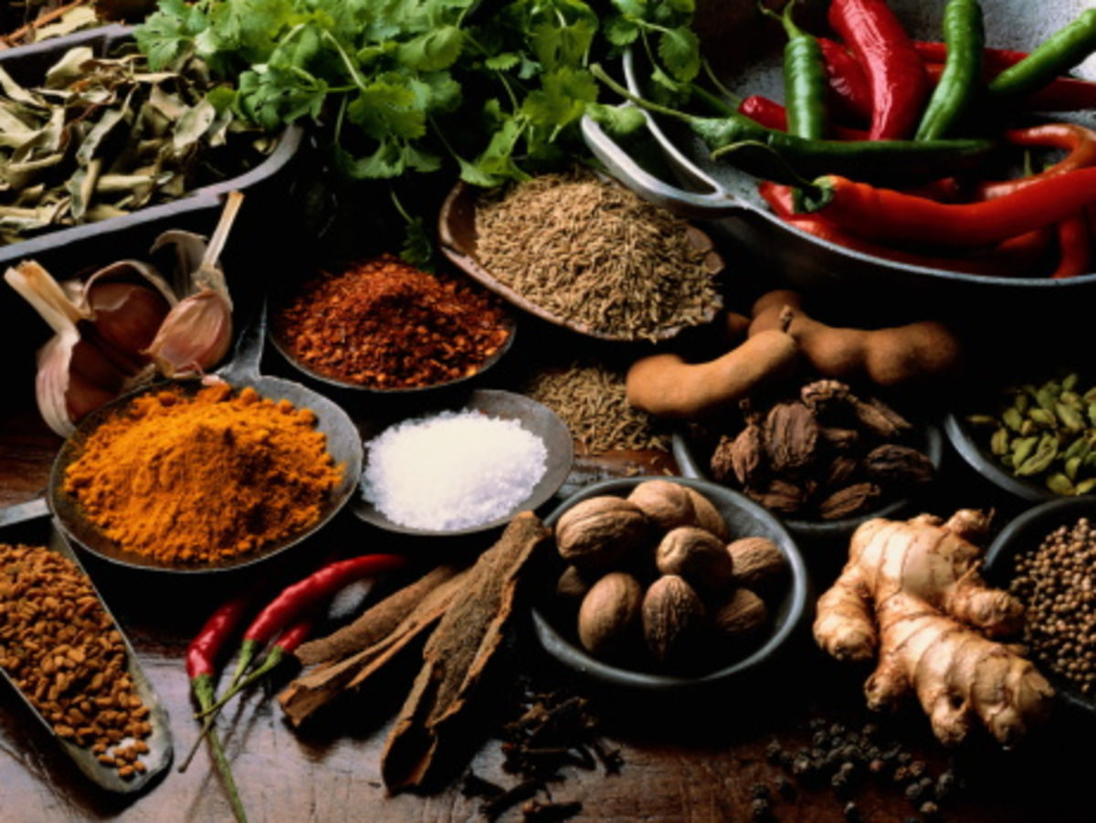 Many Herbs have strong antifungal properties.They kill candida without damaging liver.