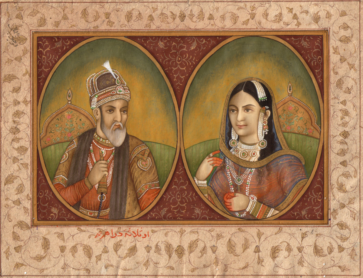 The last Days of Bahadur Shah Zafar: Betrayal and Penal Servitude